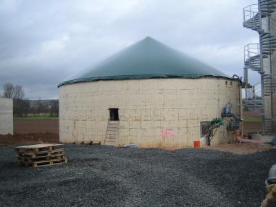Planung von Biogasanlagen